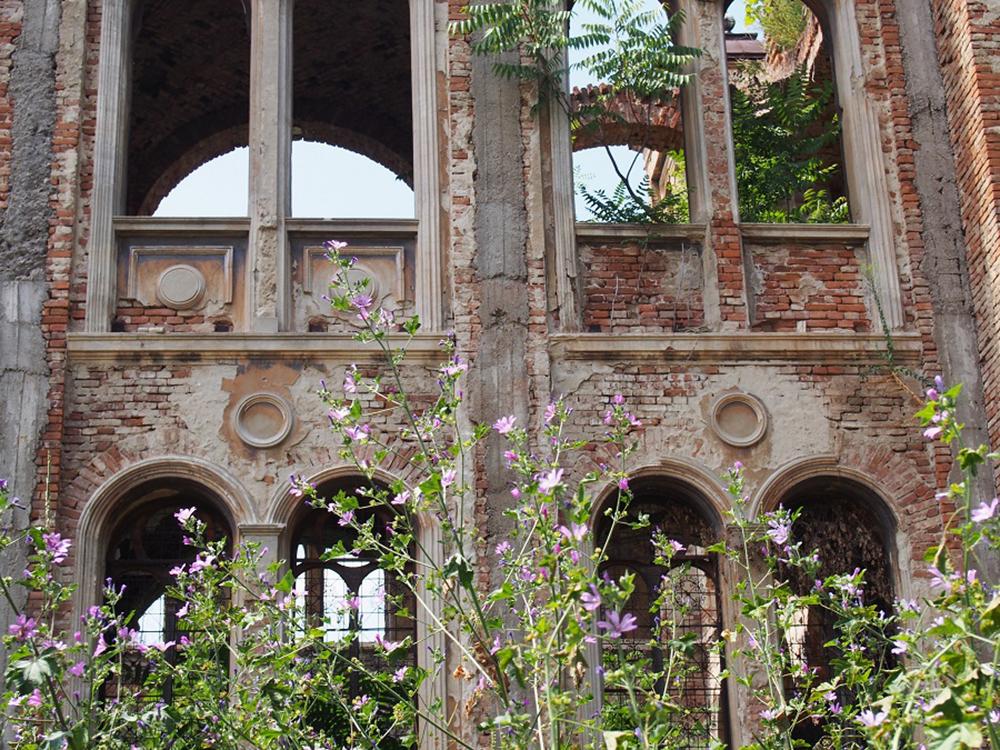 Synagogue ruins, Russe, Bulgaria