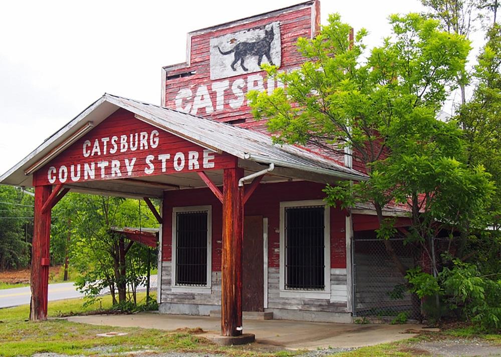 Catsburg County Store
