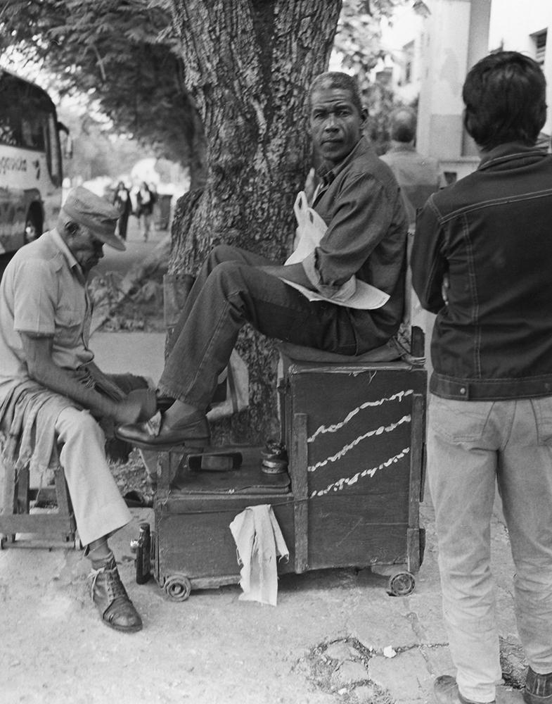 Havana shoe shine