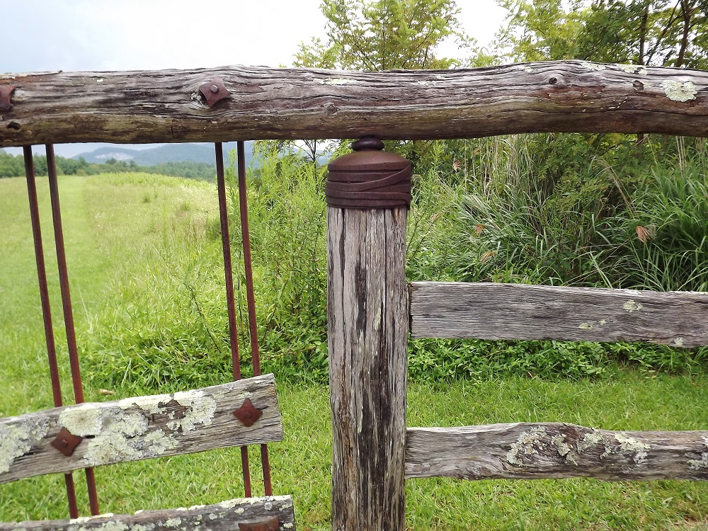 Penland fence