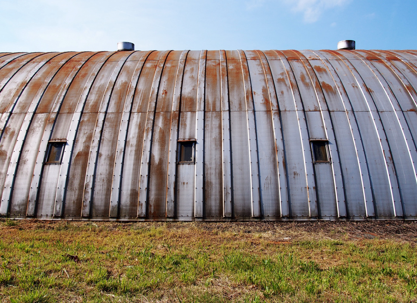 quonset hut, Shelby, NC
